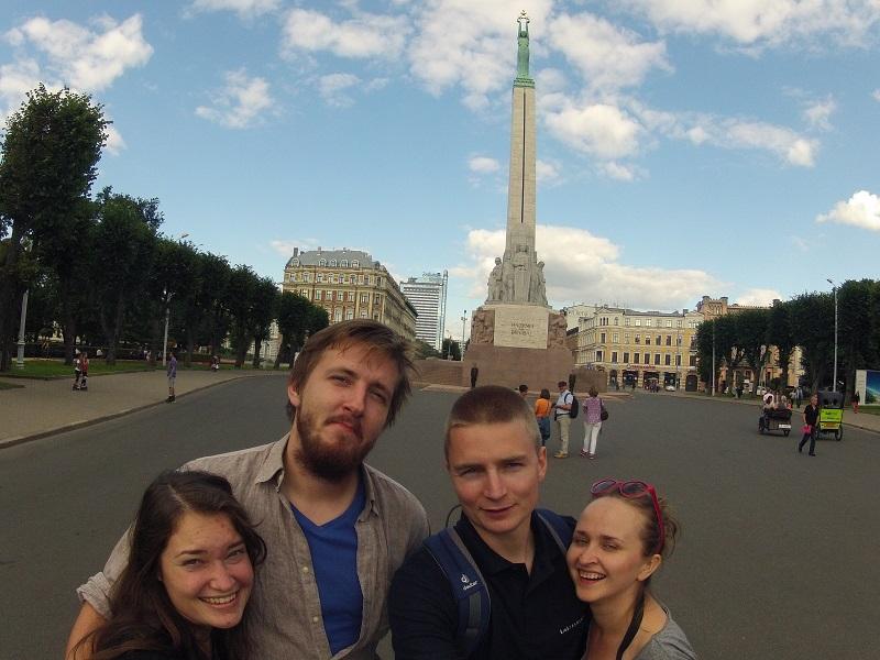 Łotwa - Na Nowej Drodze Życia