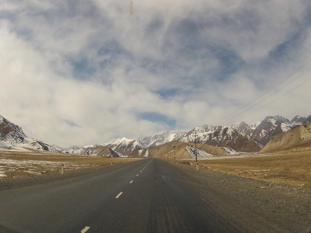 Droga do Sary Tashu