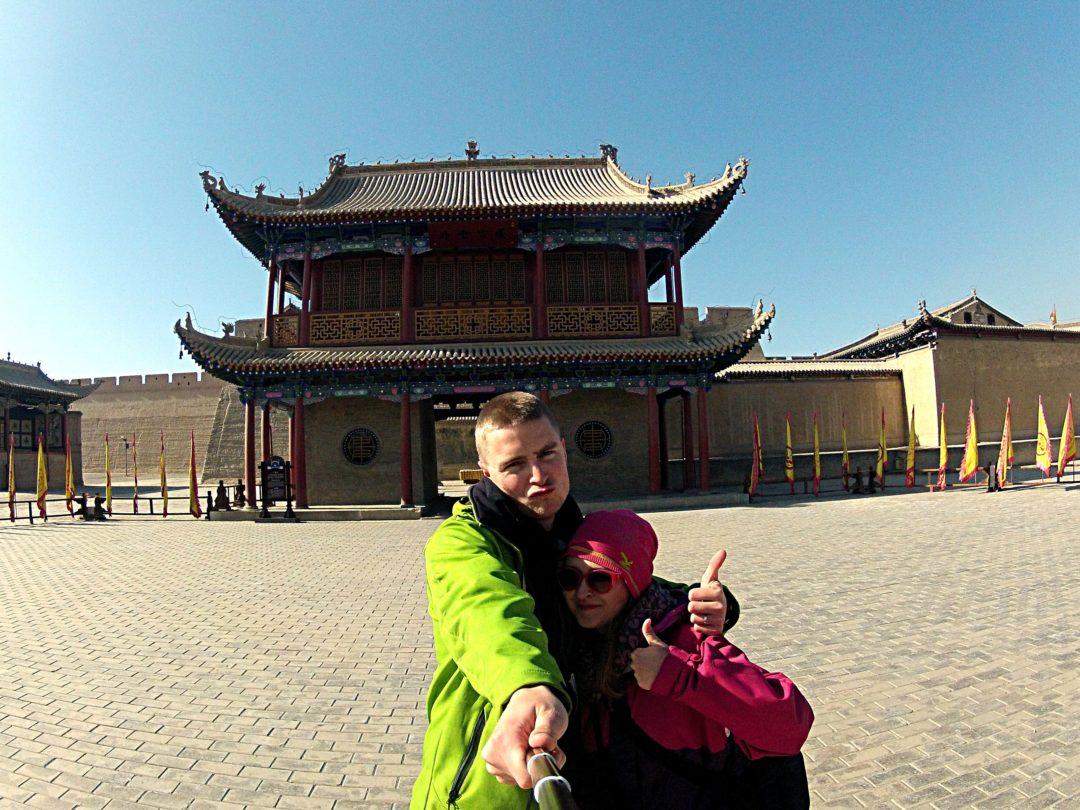 Fort w mieście- Chiny