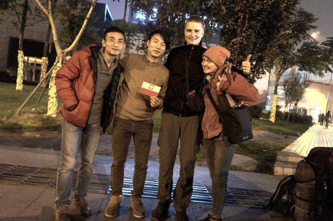 Alex- Chengdu