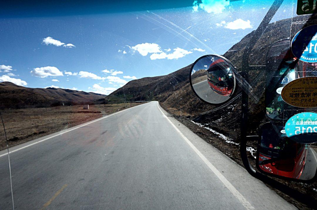 Autostop Tybet