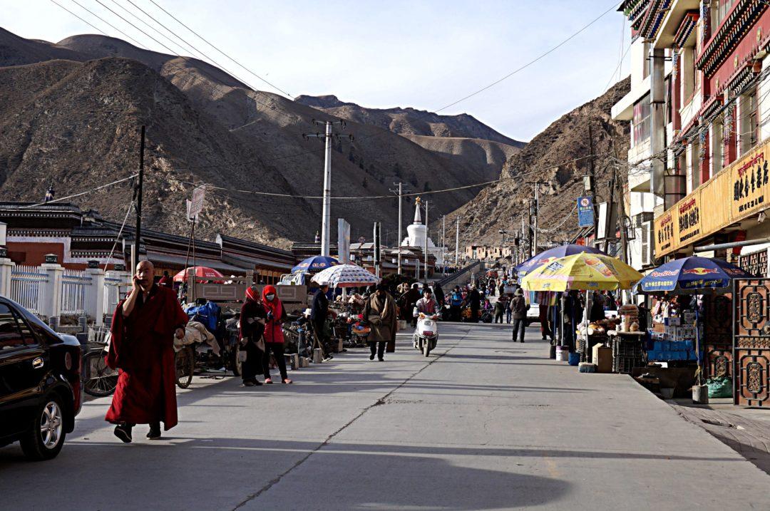 Xiache- Autonomiczna Prefektura Tybetańska