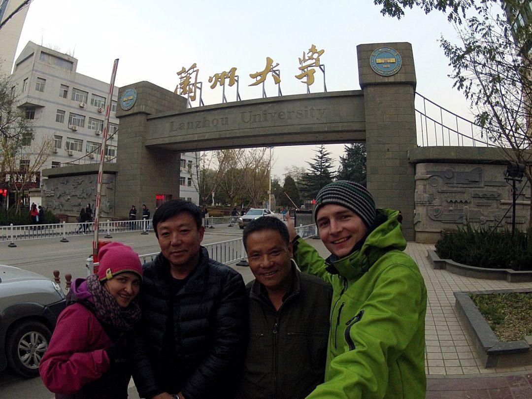 Z naszymi kierowcami Autonomiczna Prefektura Tybetańska