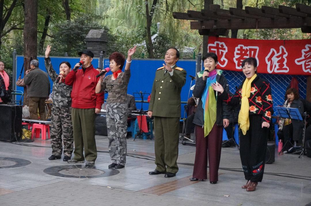 Chengdu- Na Nowej Drodze Życia