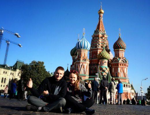 Autostop w Rosji