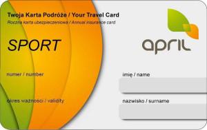 Ubezpieczenie w podróży Twoja Karta Podróże