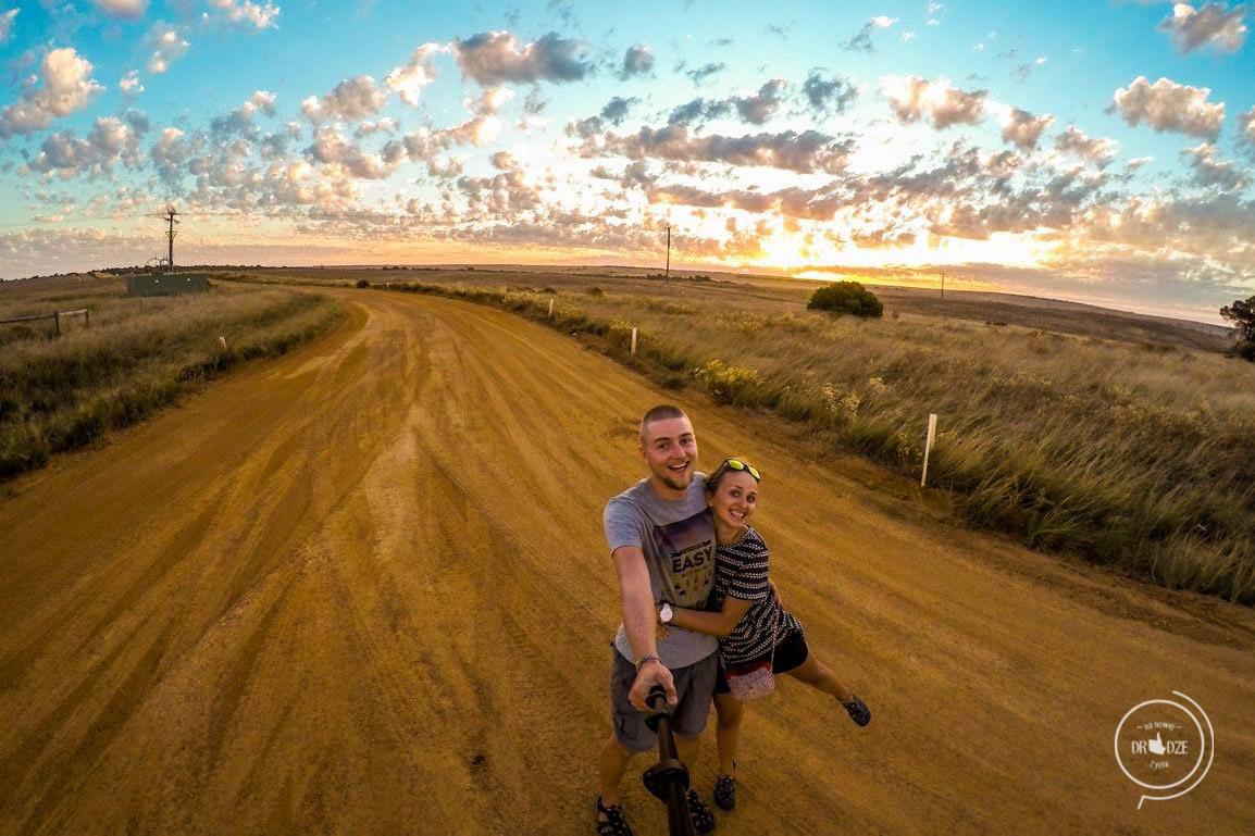 Autostop Australia- wolność