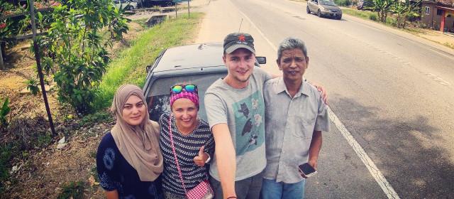 Autostop w Malezji + informacje praktyczne