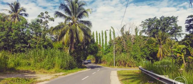 Autostop na Borneo + informacje praktyczne