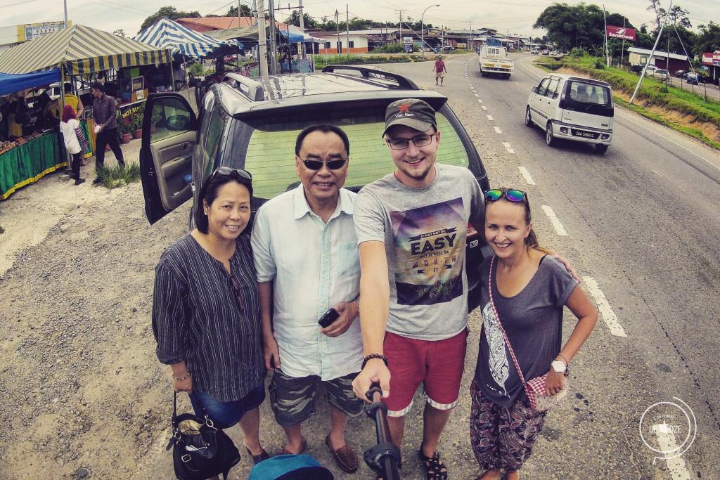 Autostop na Borneo - Na Nowej Drodze Życia