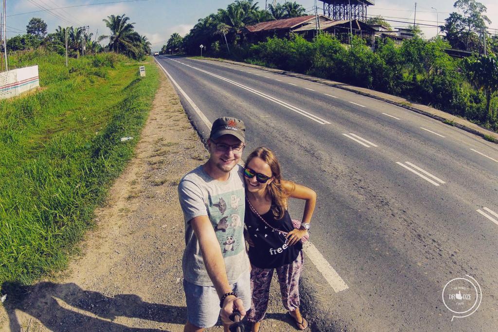 Autostop na Borneo, Brunei - Na Nowej Drodze Życia (9)