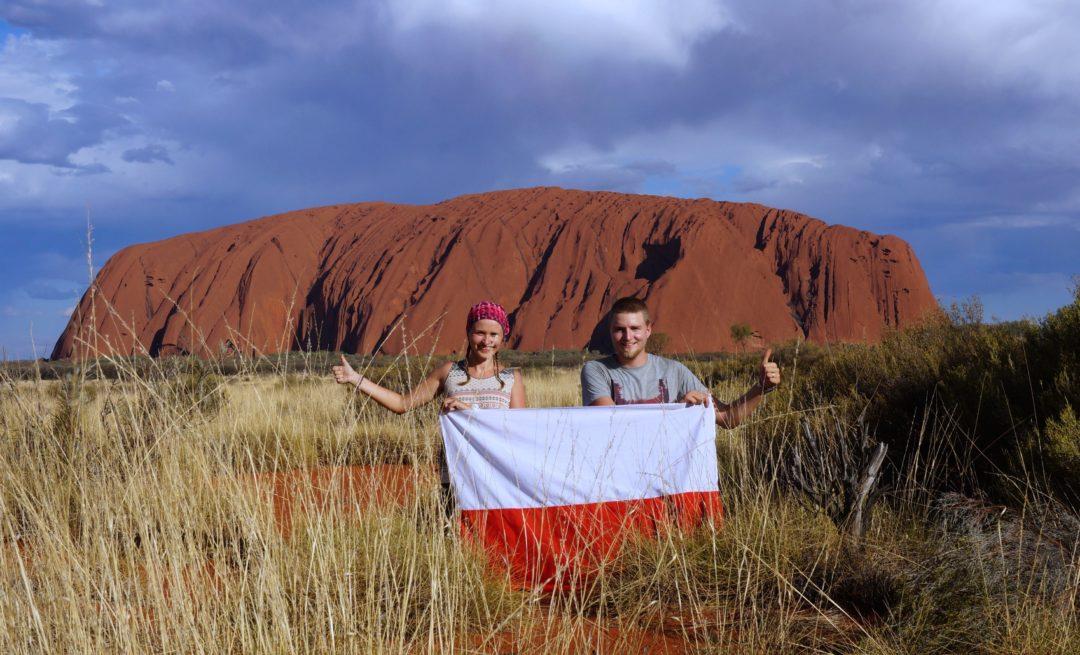Spotkania niezapomniane - Uluru Australia