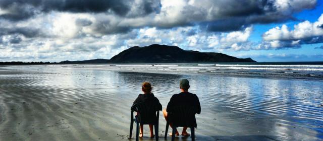Nowozelandzki mały raj + przepis na ośmiornicę