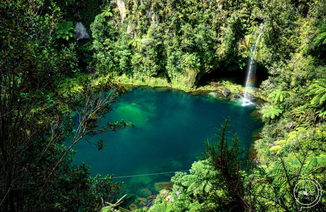 Wodospad Omanawa- Na Nowej Drodze Życia (2)