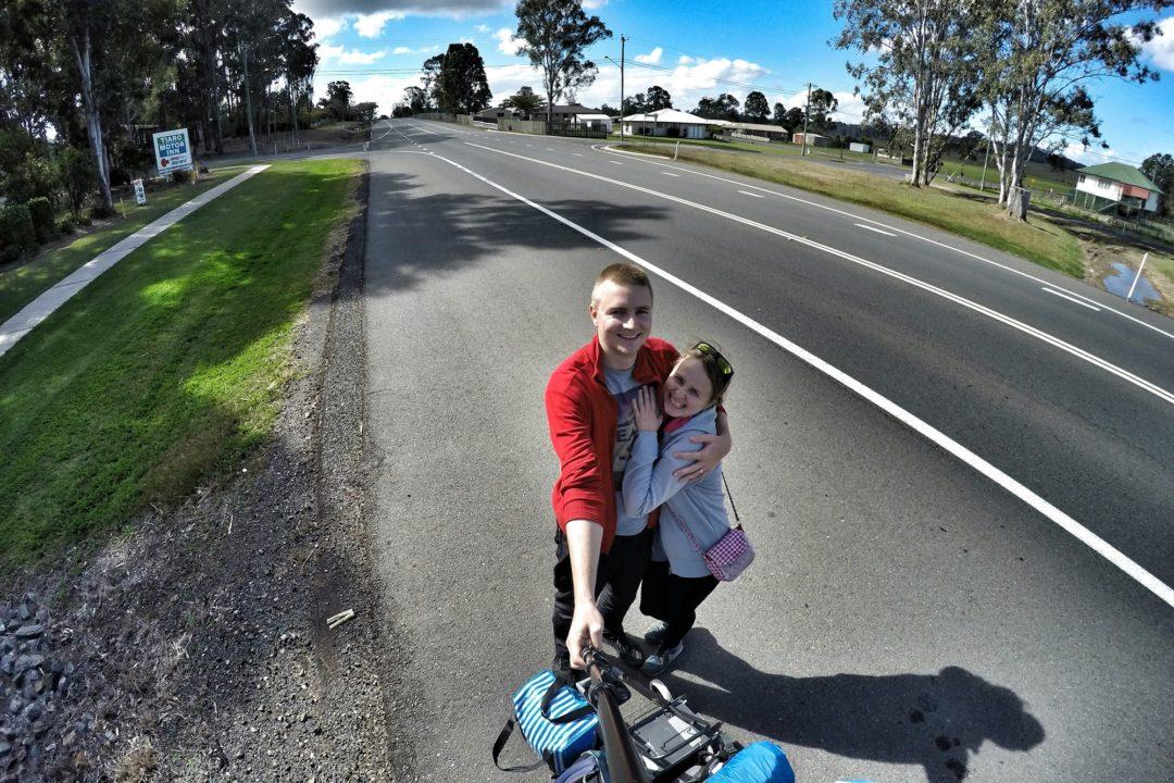 Autostopem prze Australię
