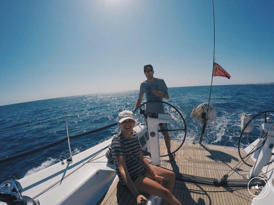 Jachtostop Bali - Australia