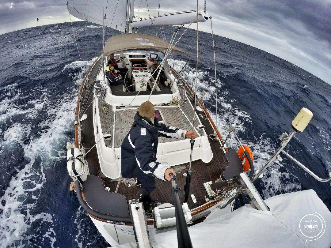 Jachtostop Nowa Zelandia - Australia
