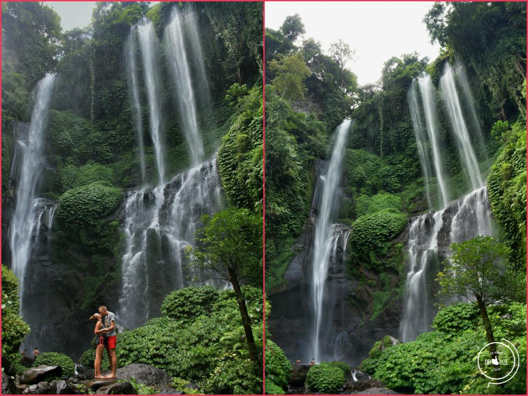 Bali – co warto zobaczyć. Wodospad Sekumpul