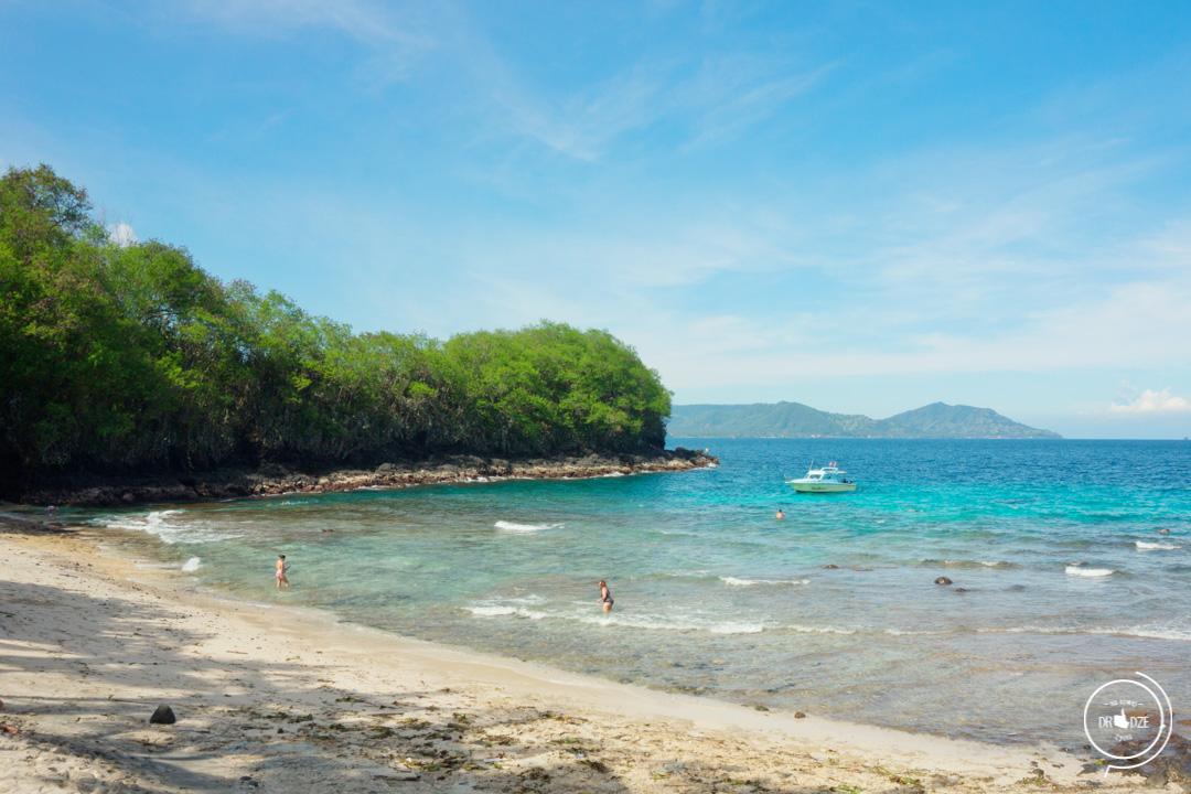 Bali – co warto zobaczyć. Blue Lagoon Beach