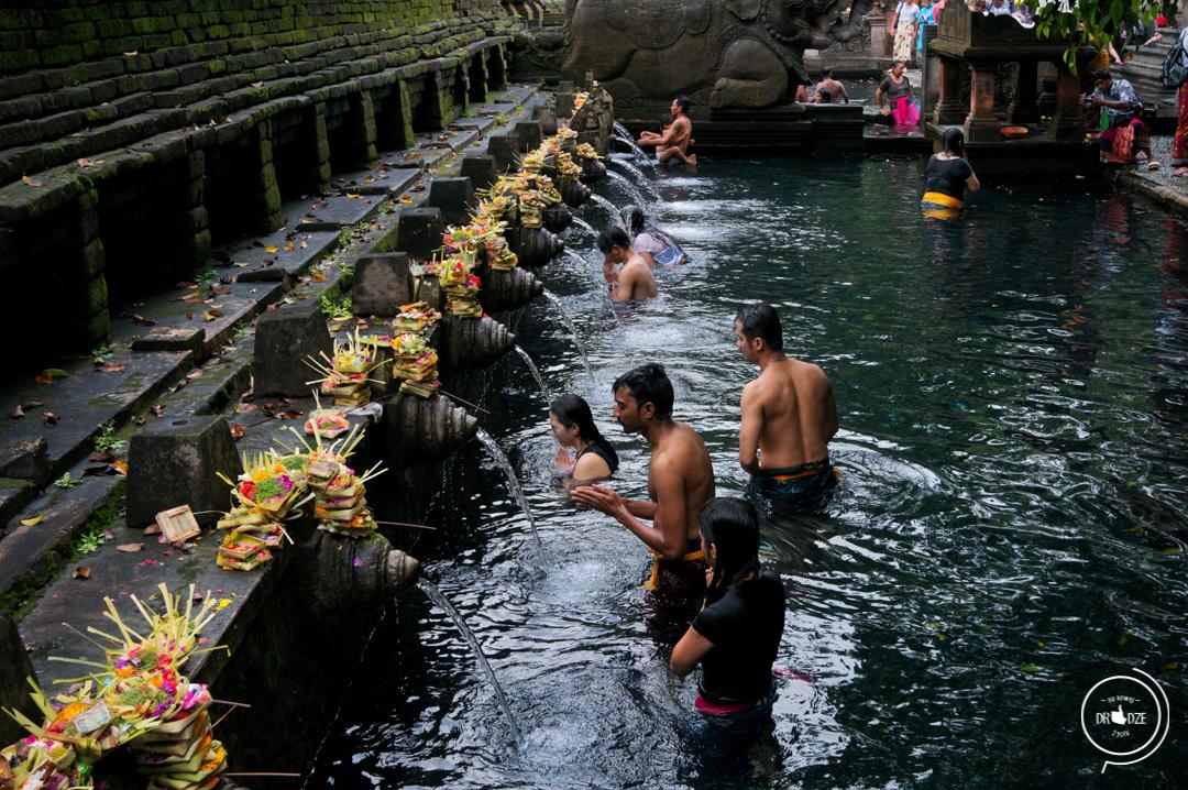 Bali – co warto zobaczyć. Pura Tiratha Empul