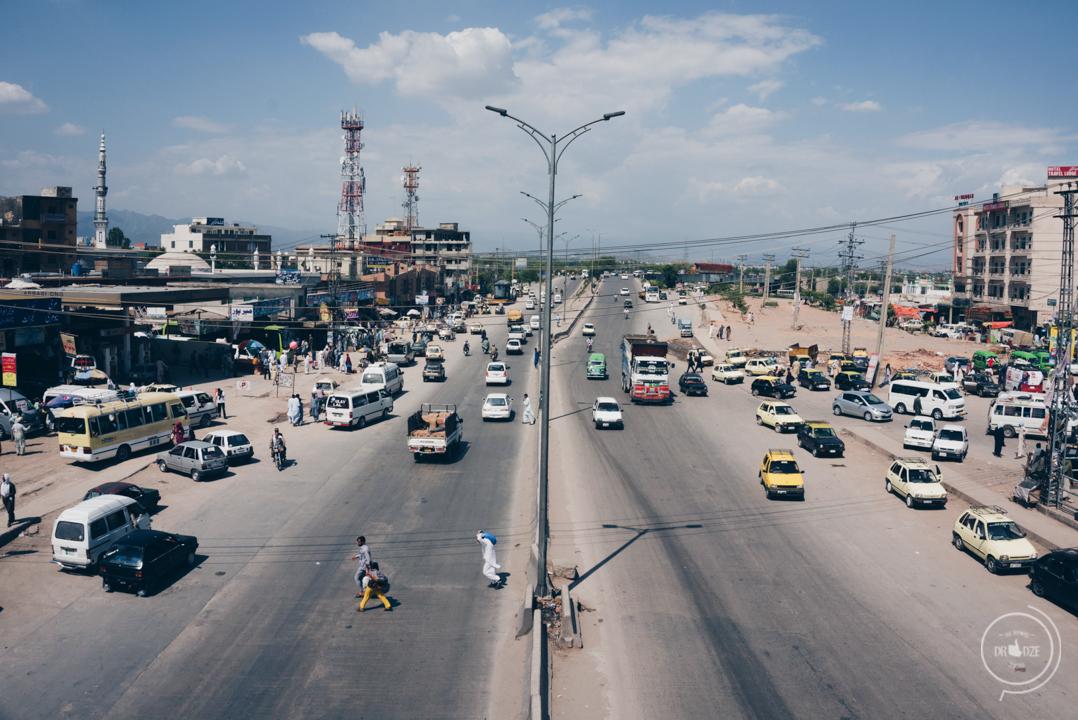 Autostop w Pakistanie