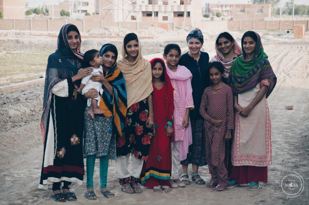 Jak ubierać się w Pakistanie?