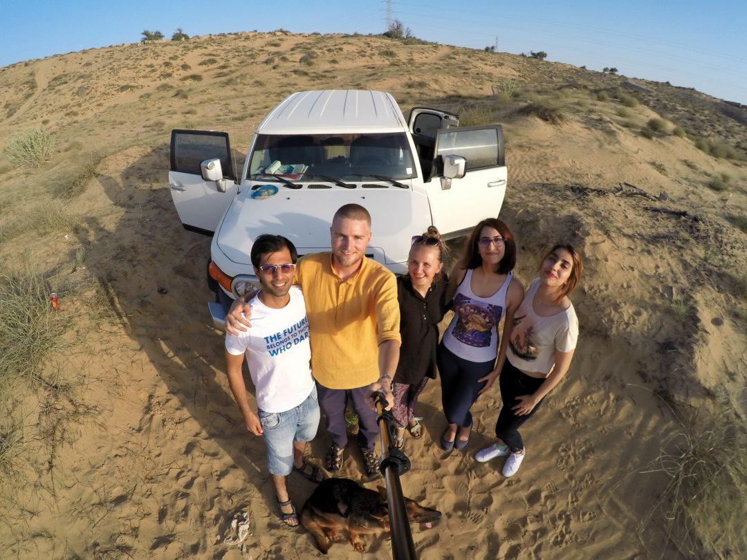 Trzy lata w podróży - Na Nowej Drodze Życia