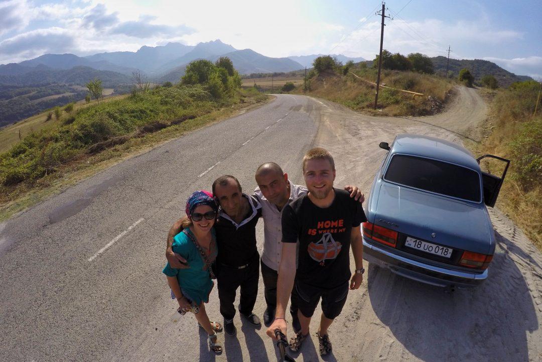 Trzy lata w podrózy - Na Nowej Drodze Życia