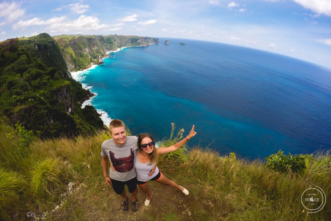 Nusa Penida - co zobaczyć? Saren Cliff