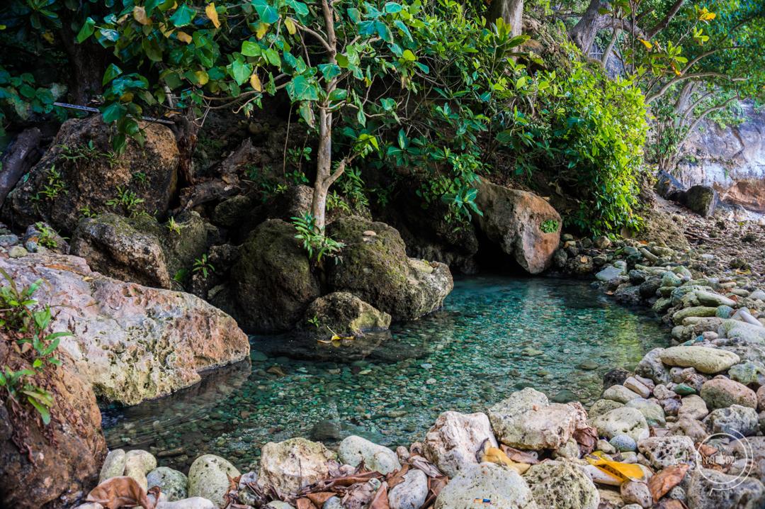 Nusa Penida -co zobaczyć? Mata Air Tembeling
