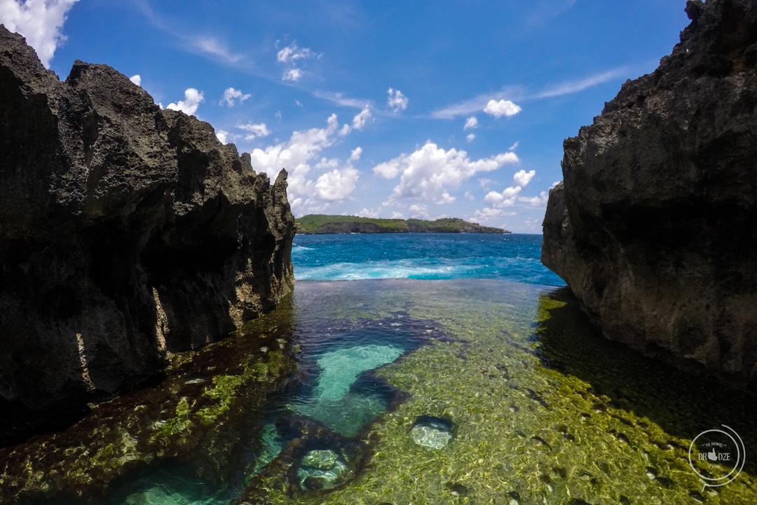 Nusa Penida - co zobaczyć? Angle's Billabong