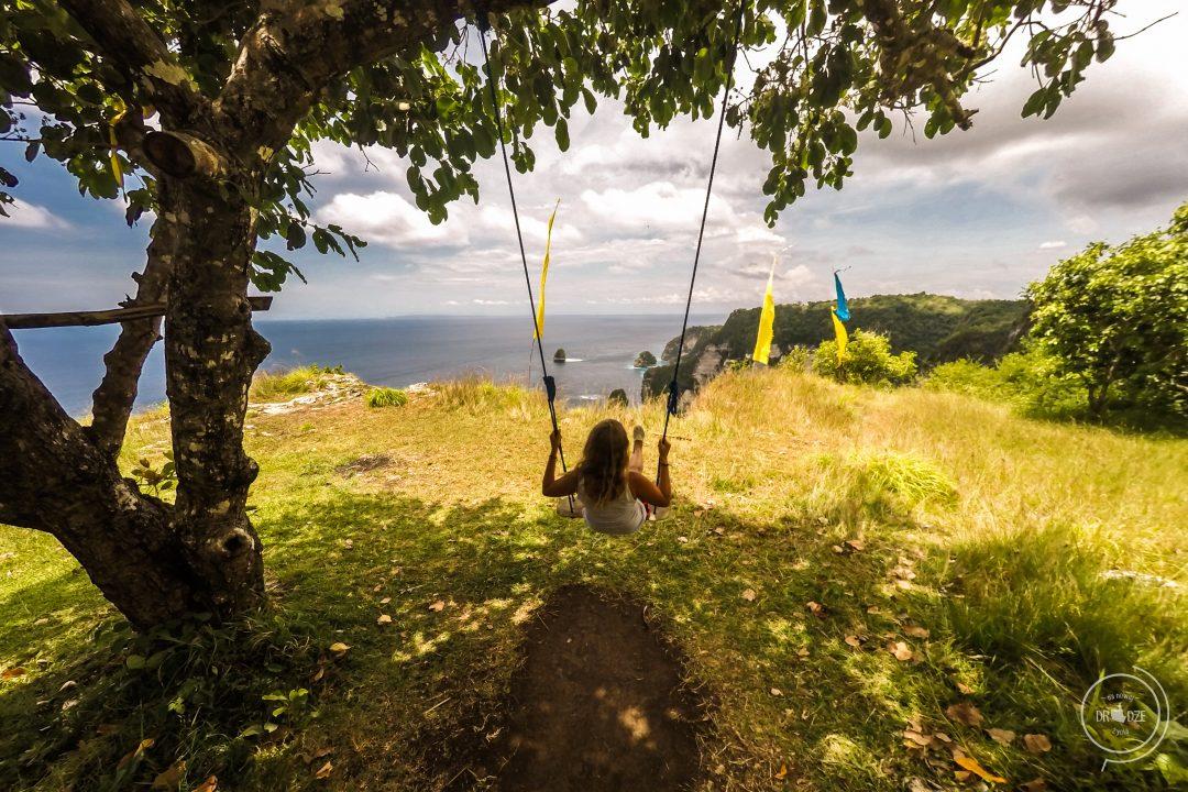 Saren Cliff Point. Nusa Penida - co zobaczyć?