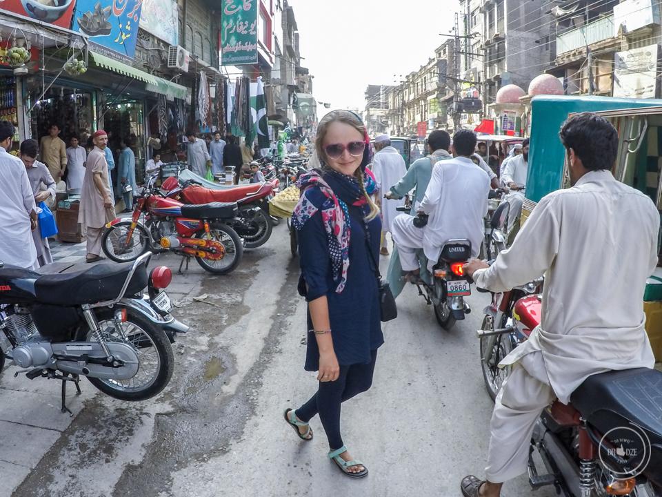 Pakistan co zobaczyć - Peszawar