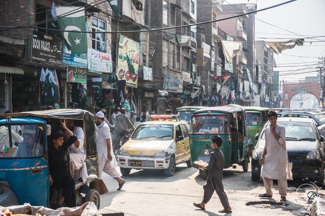Pakistan co zobaczyć -Peszawar