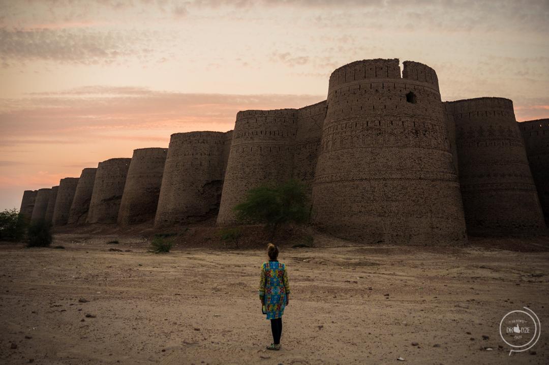 Pakistan co zobaczyć - Derawar Fort