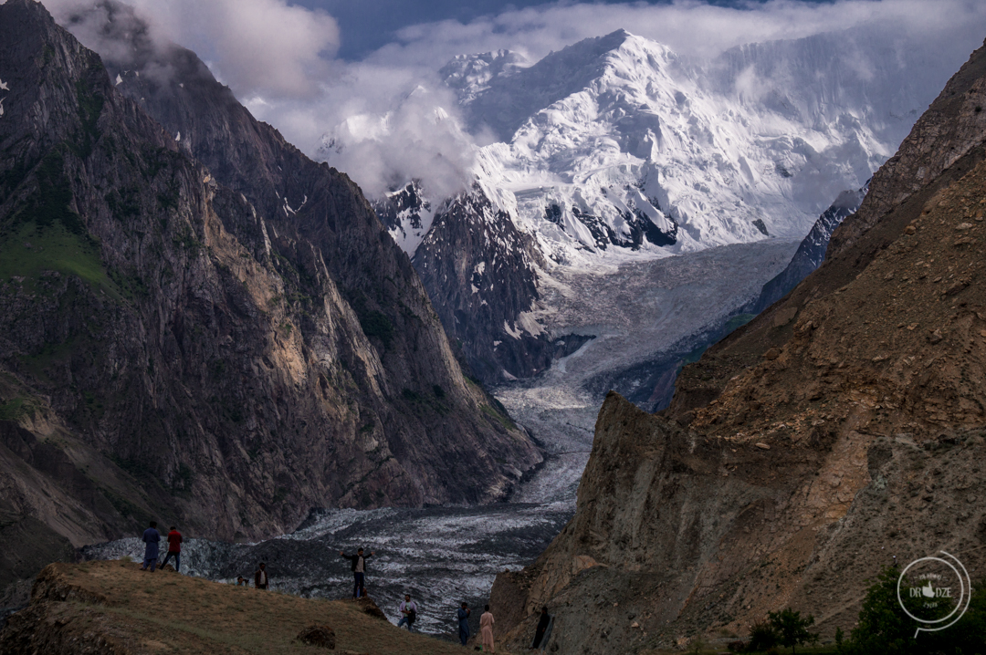 Pakistan co zobaczyc -Dolina Hoper