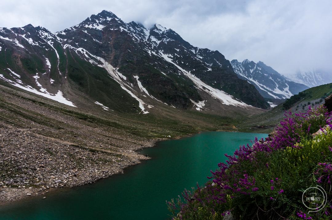 Pakistan co zobaczyć - Jezioro Rama