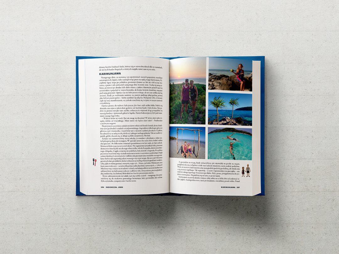 Książka Na Nowej Drodze Życia 1112 dni w Autostopowej Podróży Przez Świat