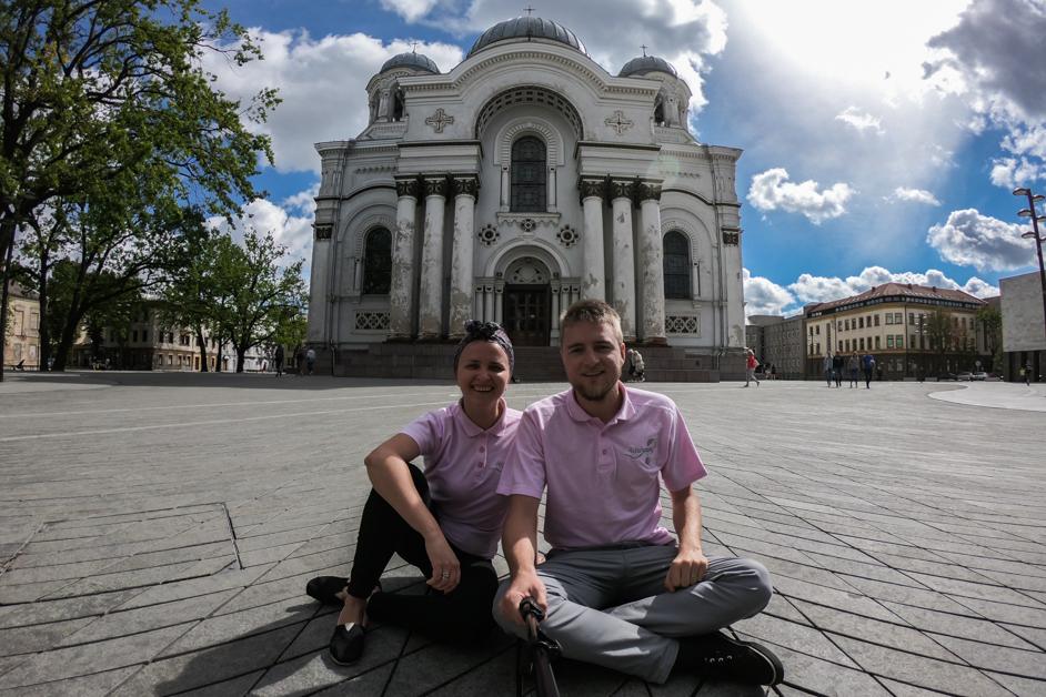Litwa co zobaczyć - Kowno - Na Nowej Drodze Życia