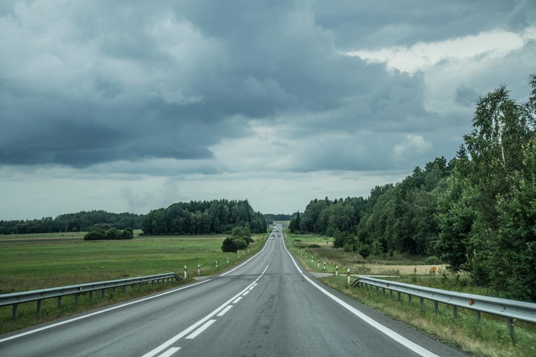 Podróżowanie po Litwie samochodem