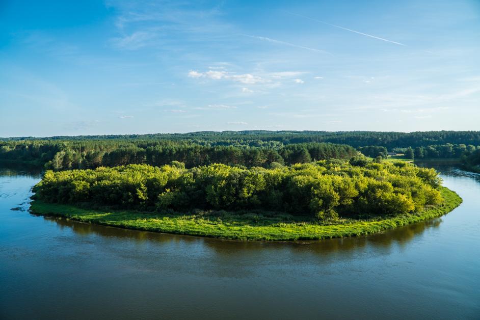 Litwa co zobaczyć - Kernave/Kierniów - Na Nowej Drodze Życia