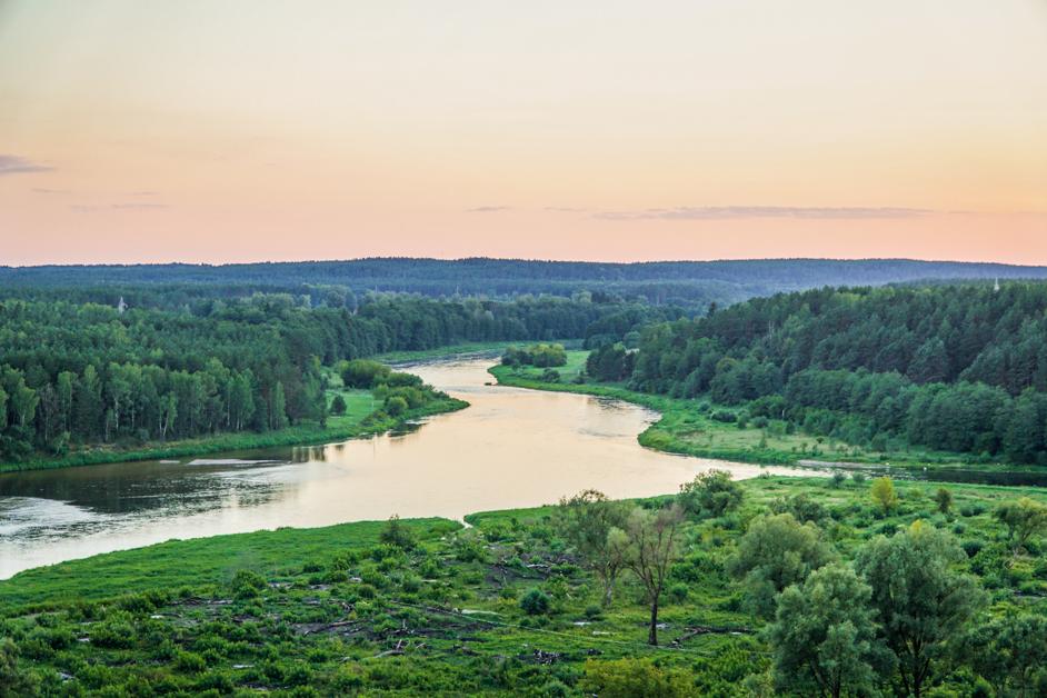 Litwa co zobaczyć - Kopiec Merkine - Na Nowej Drodze Życia