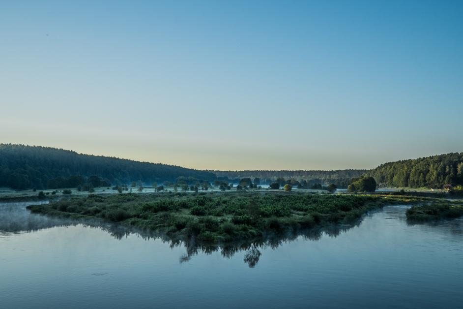 Litwa co zobaczyć - Merkine - Na Nowej Drodze Życia
