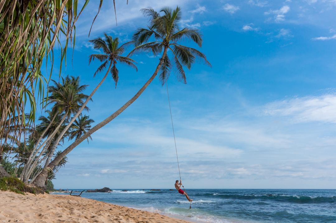 Sri Lanka co zobaczyć - Unawatuna