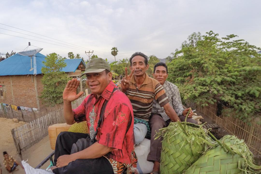 Ludzie w Indonezji - Na Nowej Drodze Życia