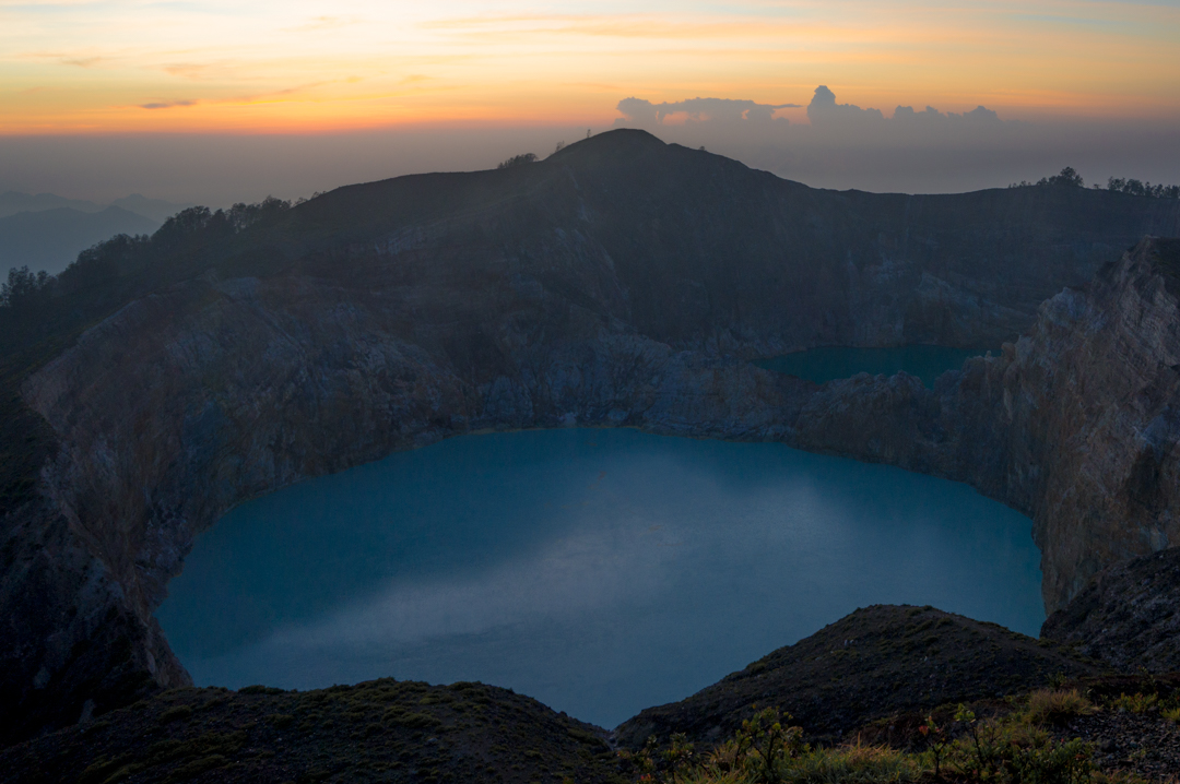 Wulkan Kelimutu - Flores co zobaczyć