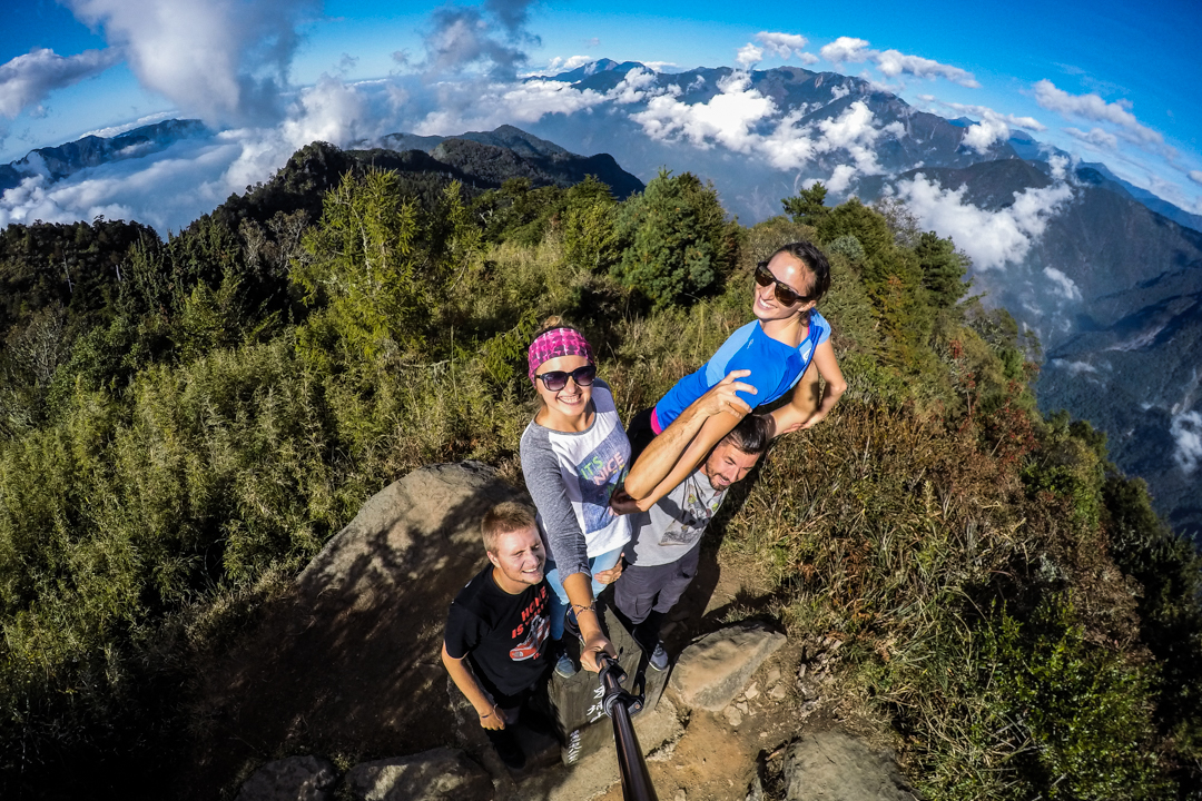 Tajwan - co warto zobaczyć? - Alishan National Park
