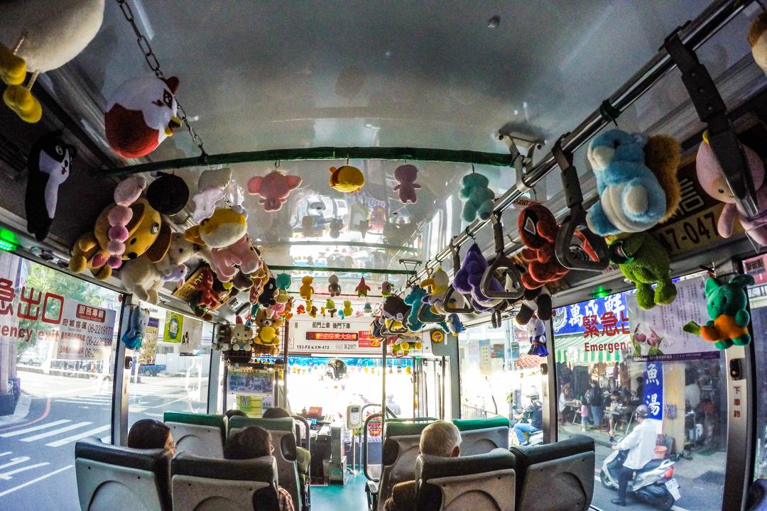 Komunikacja miejska na Tajwanie - transport publiczny