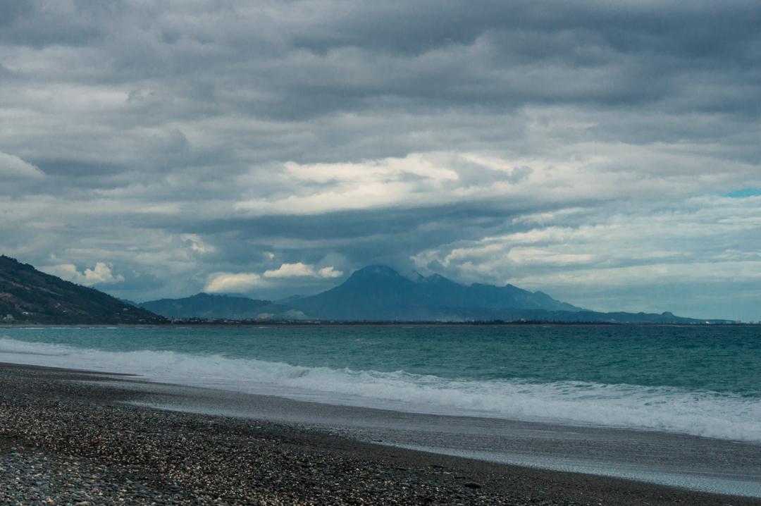 Tajwan - co zobaczyć? Taitung plaża