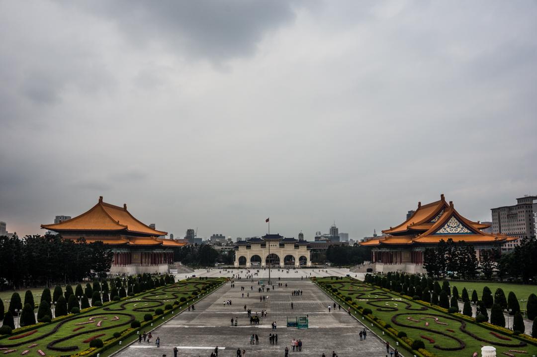 Tajwan - co zobaczyć ? Atrakcje Tajpej
